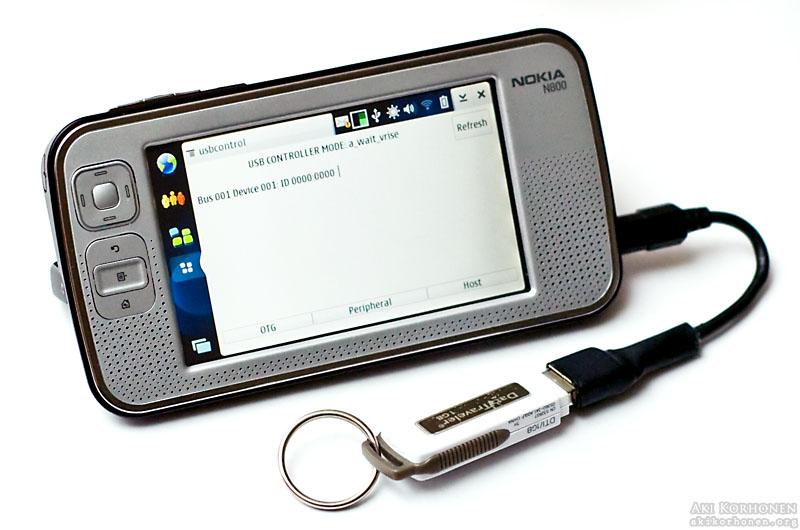 nokia n800. Nokia N800