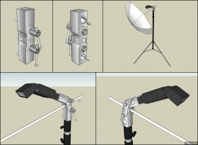 DIY, the $3.00 dual flash bracket - Photography Forum  Digital